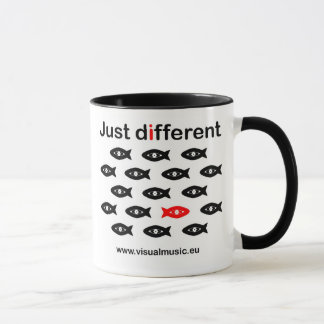 Just different mug
