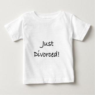 just divorced.png tee shirt