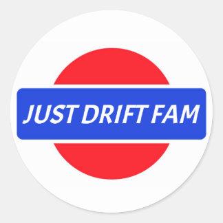 Just Drift Fam Sticker