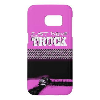 JUST DRIVE Truck: PURPLE Lady