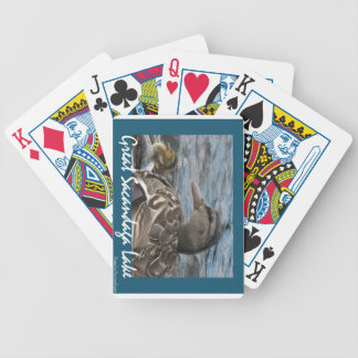 Just Ducky Bicycle Poker Cards