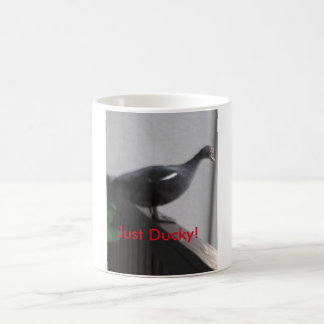 Just Ducky Coffee Mug