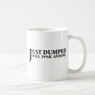 Just Dumped Basic White Mug