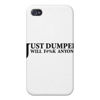 Just Dumped iPhone 4 Cases