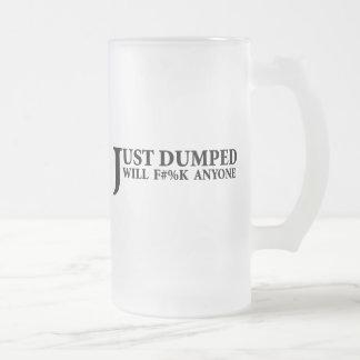 Just Dumped Mug