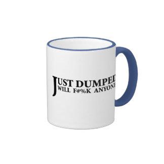Just Dumped Ringer Mug