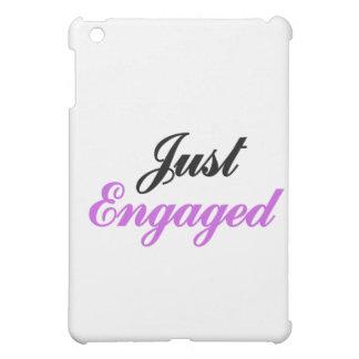 Just Engaged iPad Mini Cover