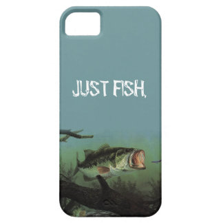 JUST FISH (LARGEMOUTH) iPhone 5 CASE