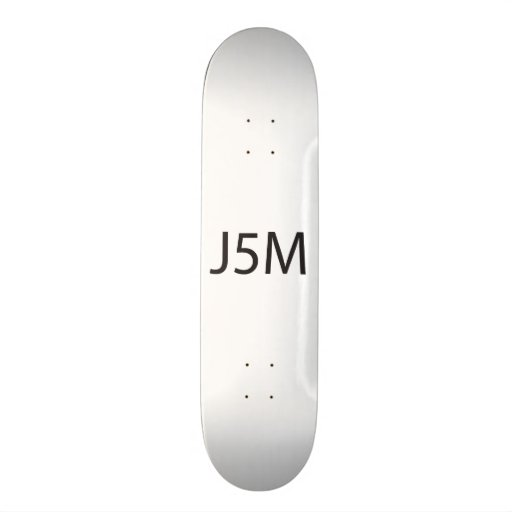Just Five Minutes.ai Skateboards