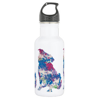 Just for Gina Art work by Baxter, Water Bottle 532 Ml Water Bottle
