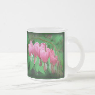 Just for you... frosted glass mug