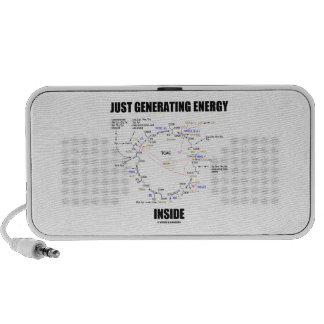 Just Generating Energy Inside Biochemistry Krebs iPod Speaker