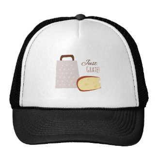 Just Grate Hat