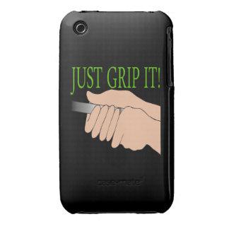 Just Grip It Case-Mate iPhone 3 Cases