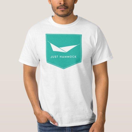 Just Hammock-White T-Shirt