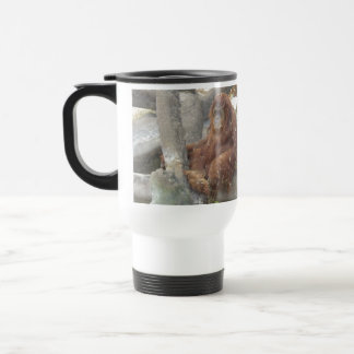Just Hangin' Out Stainless Steel Travel Mug