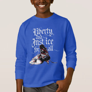Just Ice For All (Hockey) T-Shirt