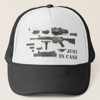 Just In Case Trucker Hat
