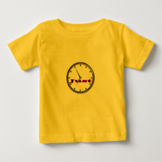 Just in Time Baby T-Shirt