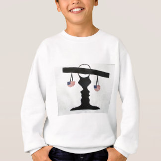 Just, it's an illusion sweatshirt