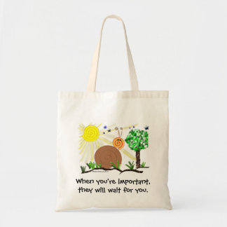 Just Kids at Heart - Snail (1a) - Important Person Bags