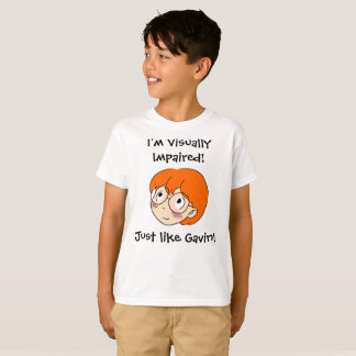 Just like Gavin! Children's Tee
