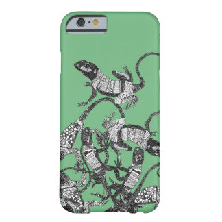 just lizards green barely there iPhone 6 case