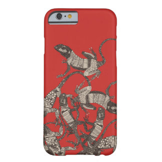 just lizards red barely there iPhone 6 case