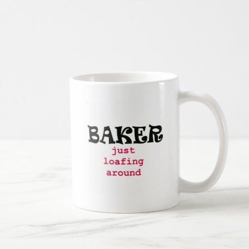 Just Loafing Around Mugs