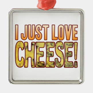 Just Love Blue Cheese Christmas Ornament