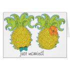 Just Married Card