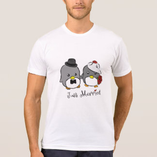 Just Married Celebration T-Shirt