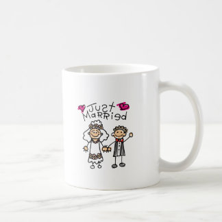 Just Married Gifts Newlywed Gifts Honeymoon Gifts Coffee Mug