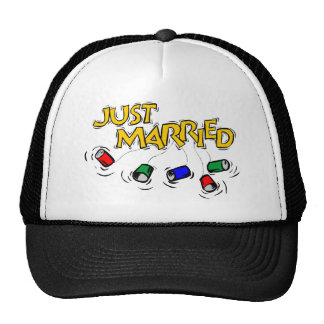 Just Married Hat / Cap