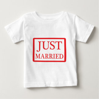 just married icon tshirts