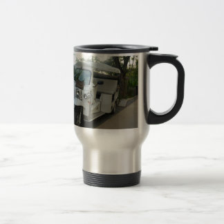 Just Married! Stainless Steel Travel Mug