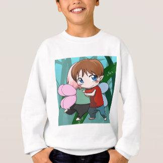 Just married sweatshirt