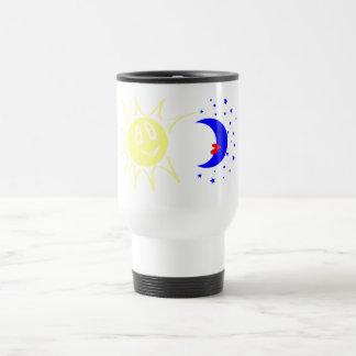 Just married travel mug