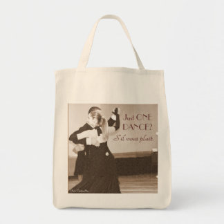 Just one DANCE? TOTE BAG