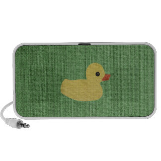 Just One Duck Portable Speakers