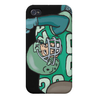just past the line touchdown case for iPhone 4