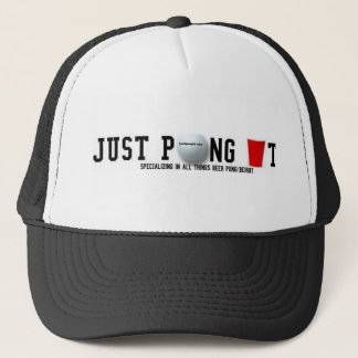 Just Pong It Trucker Hat