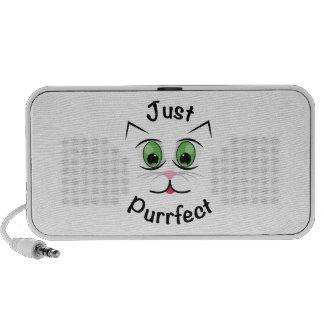 Just Purrfect iPod Speaker