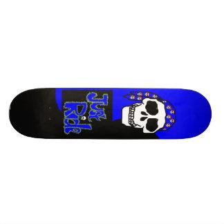 just ride 19.7 cm skateboard deck