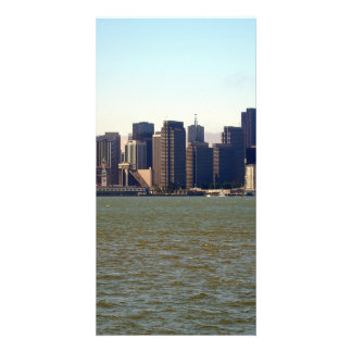Just San Francisco Customized Photo Card