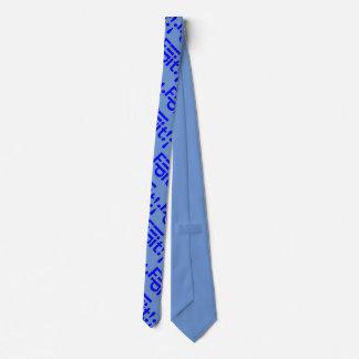 Just Say - FLIP-IT! - Blue Tie