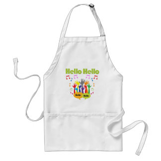 Just Say... Hello Hello Standard Apron