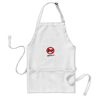 Just Say no to the BNP Standard Apron
