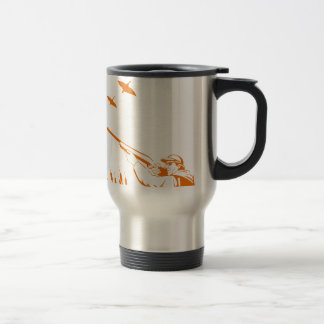 Just Shoot It - Duck Travel Mug
