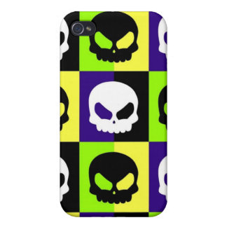 Just Skulls iPhone 4 Speck Case iPhone 4 Cover